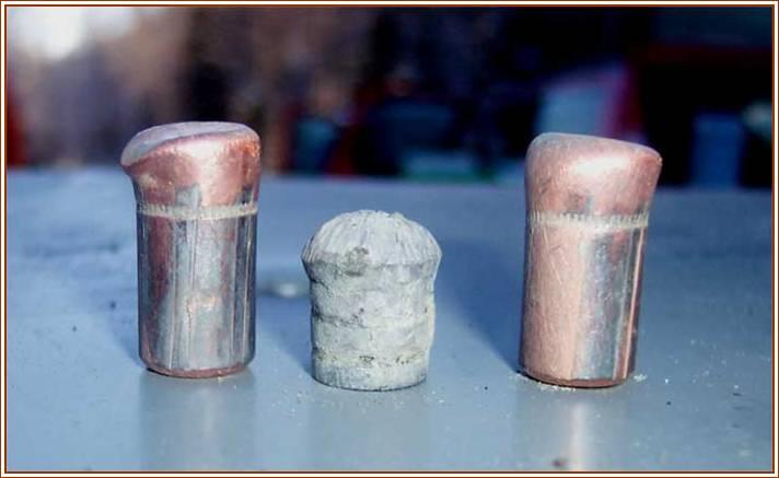Bullets for Big 5